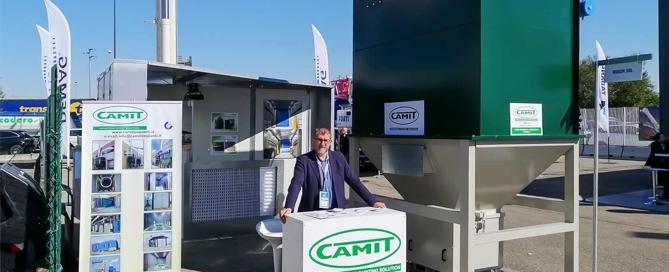 Rimor-Camit at the GIS 2019 fair
