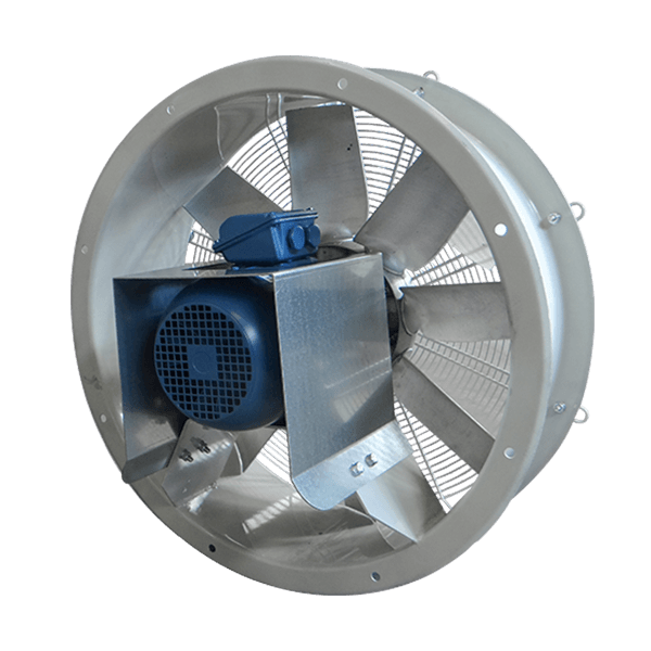 Ventilatori Assiali Alta Temperatura