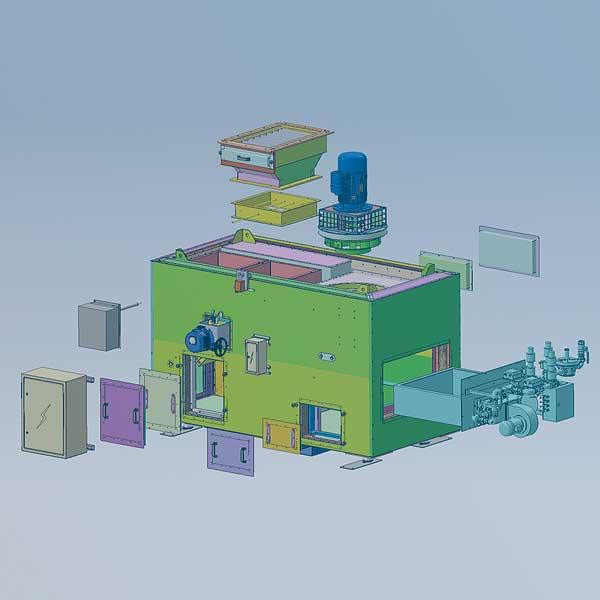 Rimor S.r.l.   Progettazione 3D